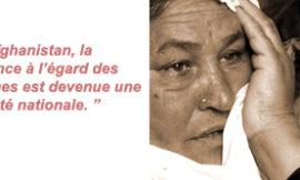 Questions relatives aux femmes – Violence domestique à l'égard des femmes