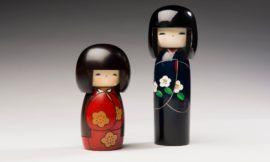 Une brève histoire des poupées japonaises Daruma